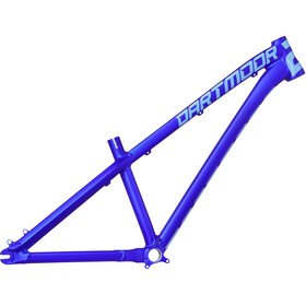 "DARTMOOR Two6Player Dirt Bike Frame 26"", matte blue"